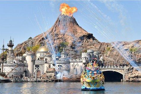 Công viên giải trí DisneySea
