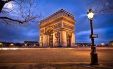 Khải Hoàn Môn thành phố Paris nước Pháp